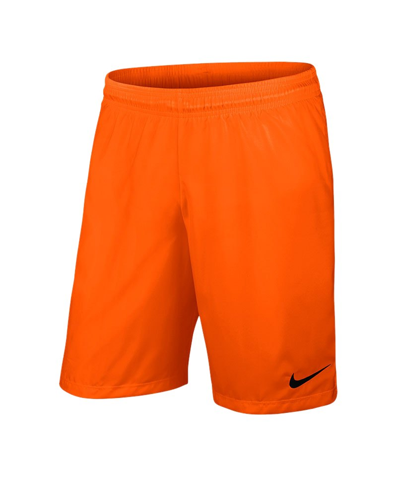 Nike Short ohne Innenslip Laser III F815 Orange - orange