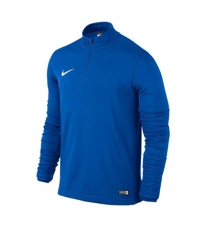 Nike Academy 16 Zip Sweatshirt F463 Blau - blau