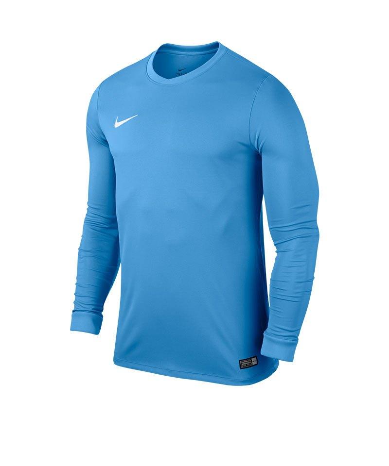 Nike Langarm Trikot Park VI Kinder F412 - blau