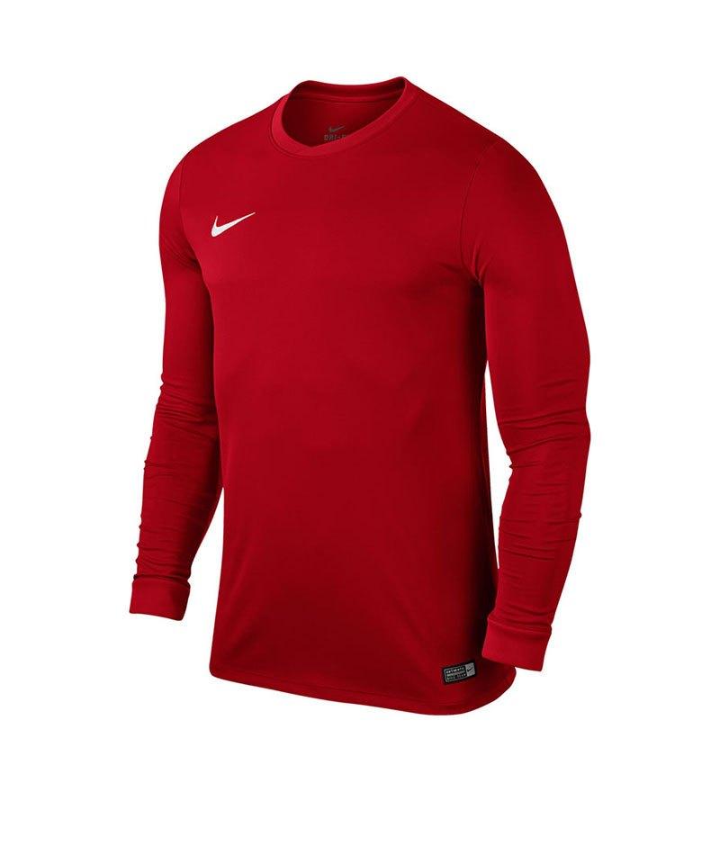 Nike Langarm Trikot Park VI Kinder F657 Rot - rot