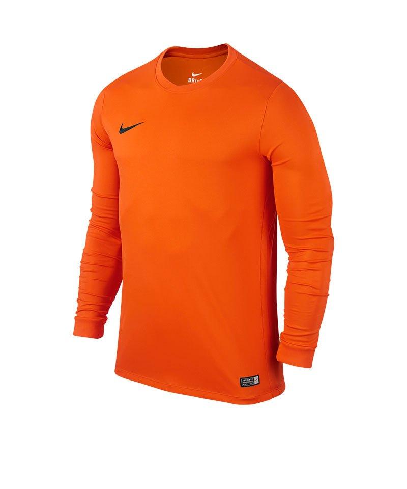 Nike Langarm Trikot Park VI Kinder F815 Orange - orange