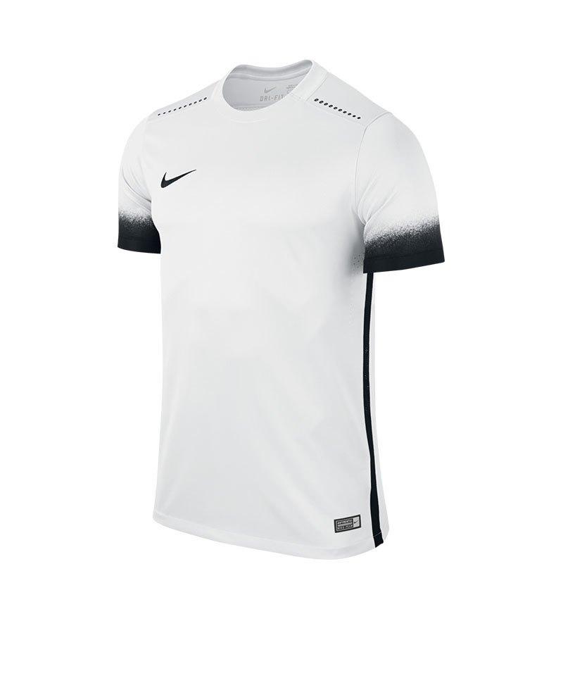 Nike Kurzarm Trikot Laser Printed III Kinder F100 - weiss
