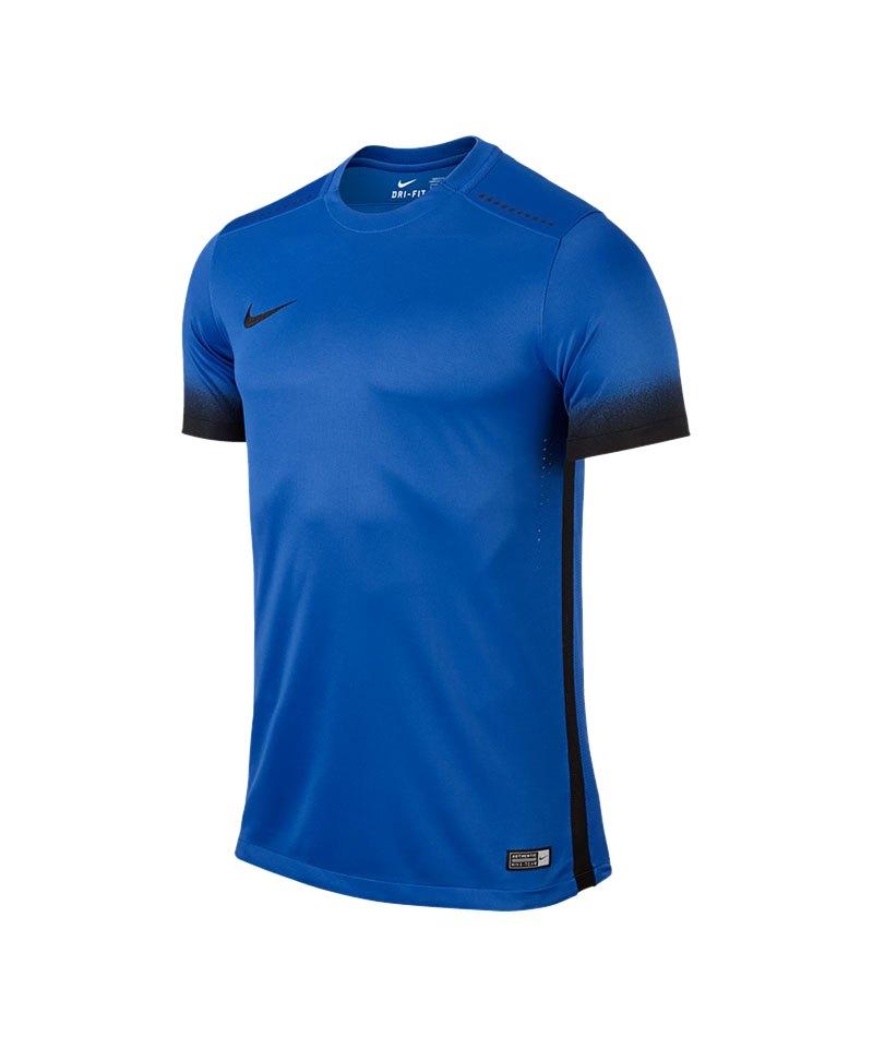 Nike Kurzarm Trikot Laser Printed III Kinder F463 - blau
