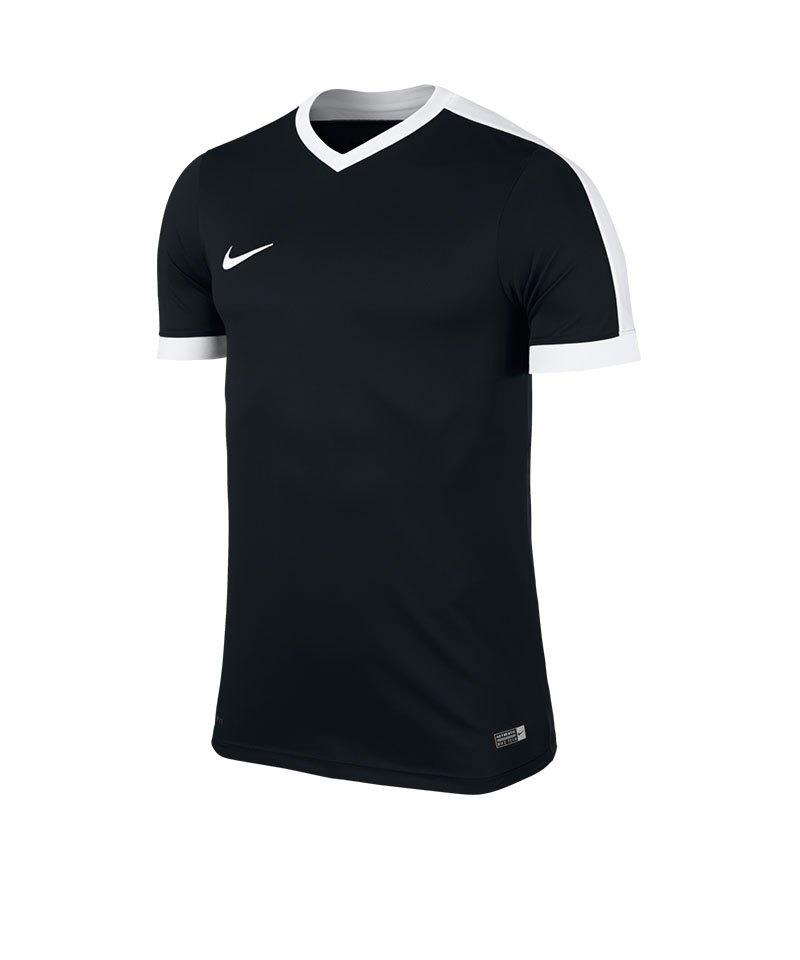 Nike Kurzarm Trikot Striker IV Kinder F010 Schwarz - schwarz