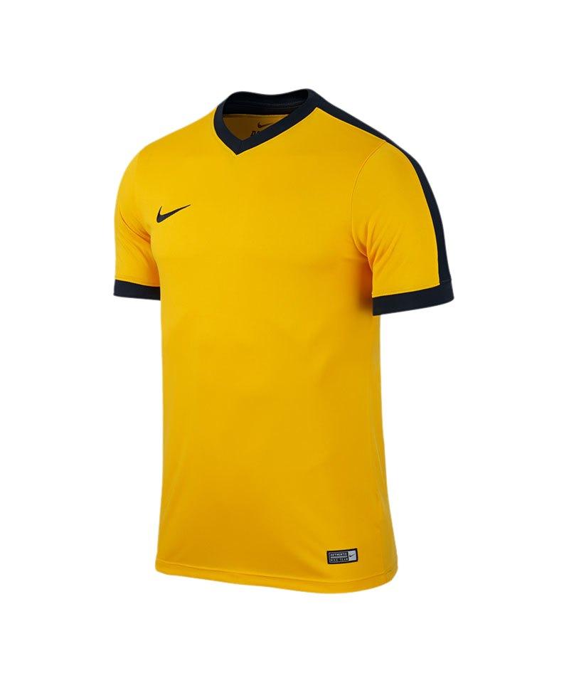 Nike Kurzarm Trikot Striker IV Kinder F739 Gelb - gelb