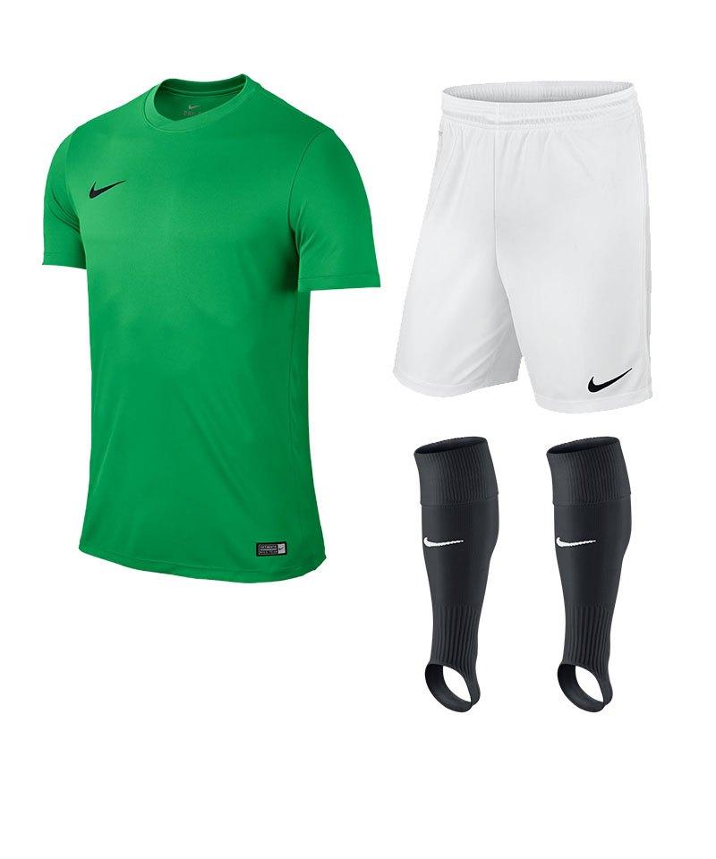 Nike Park VI Trikotset Kinder F303 Hellgrün - gruen