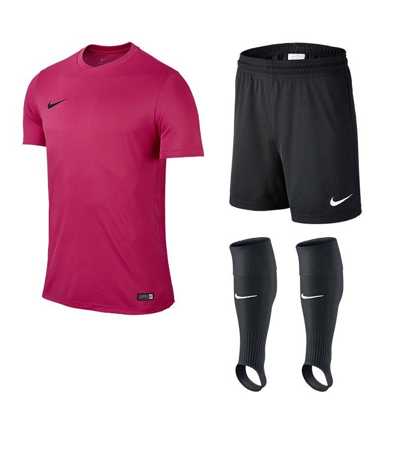 Nike Park VI Trikotset Kinder F616 Pink - pink