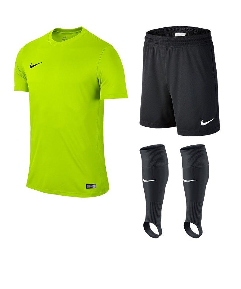 Nike Park VI Trikotset Kinder F702 Gelb - gelb