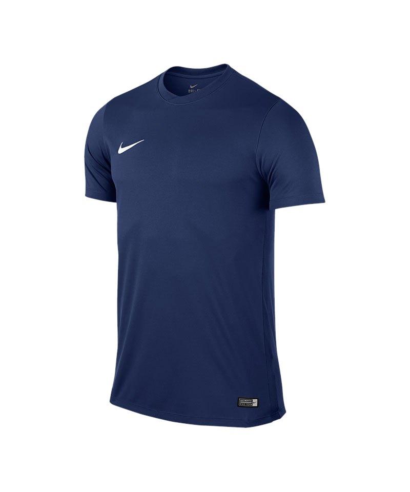 Nike Kurzarm Trikot Park VI Kinder F410 Dunkelblau - blau