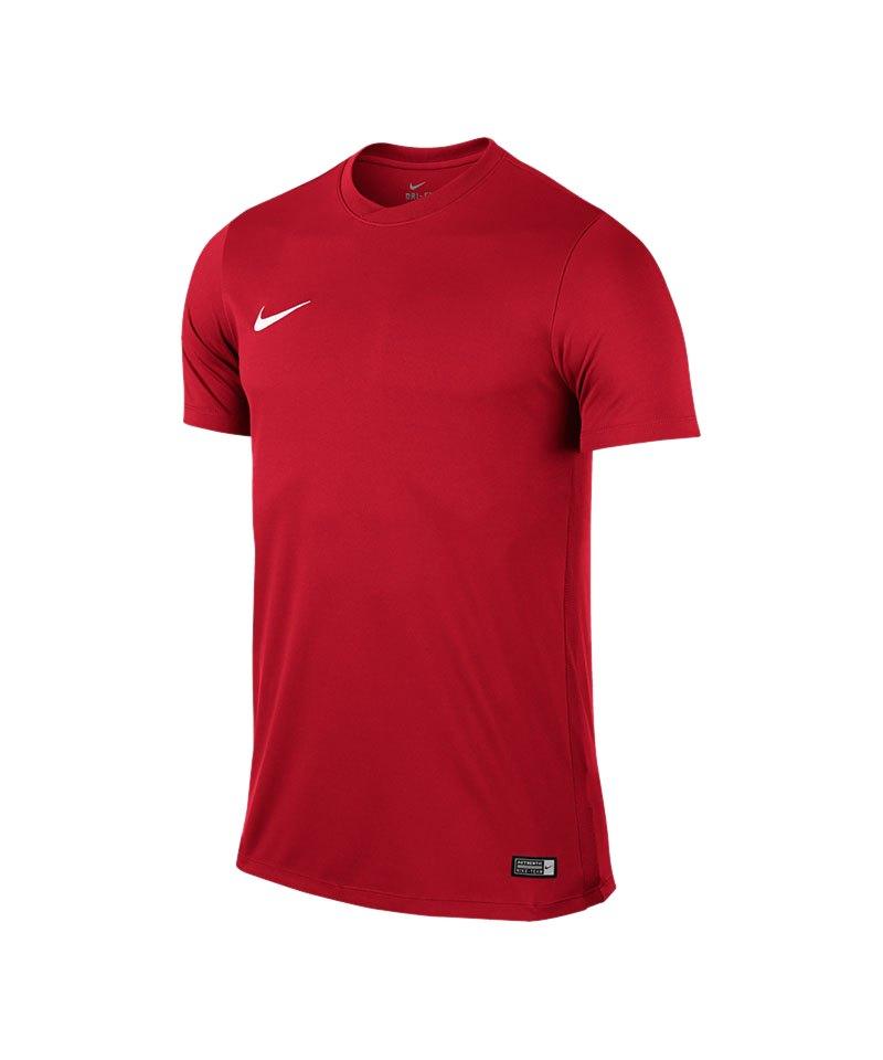 Nike Kurzarm Trikot Park VI Kinder F657 Rot - rot