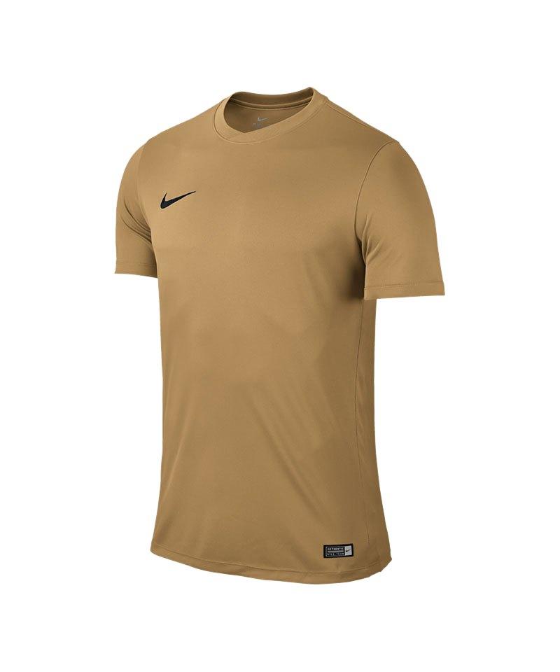 Nike Kurzarm Trikot Park VI Kinder F738 Gold - gold