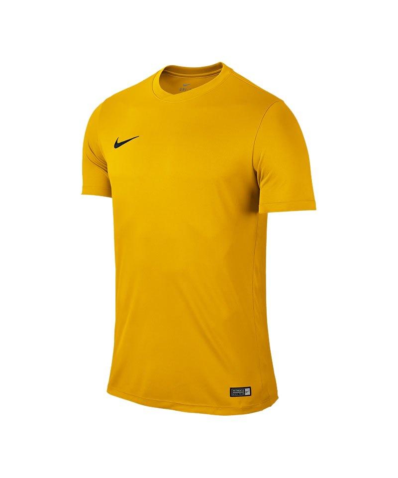 Nike Kurzarm Trikot Park VI Kinder F739 Gelb - gelb
