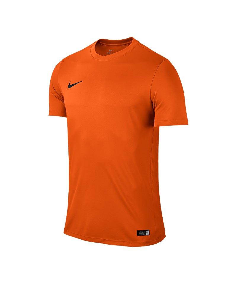 Nike Kurzarm Trikot Park VI Kinder F815 Orange - orange