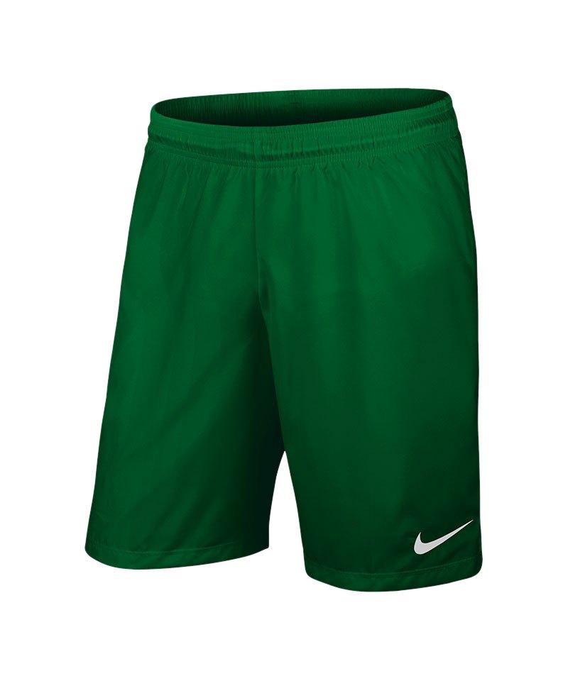 Nike Short ohne Innenslip Laser III Kinder F302 - gruen