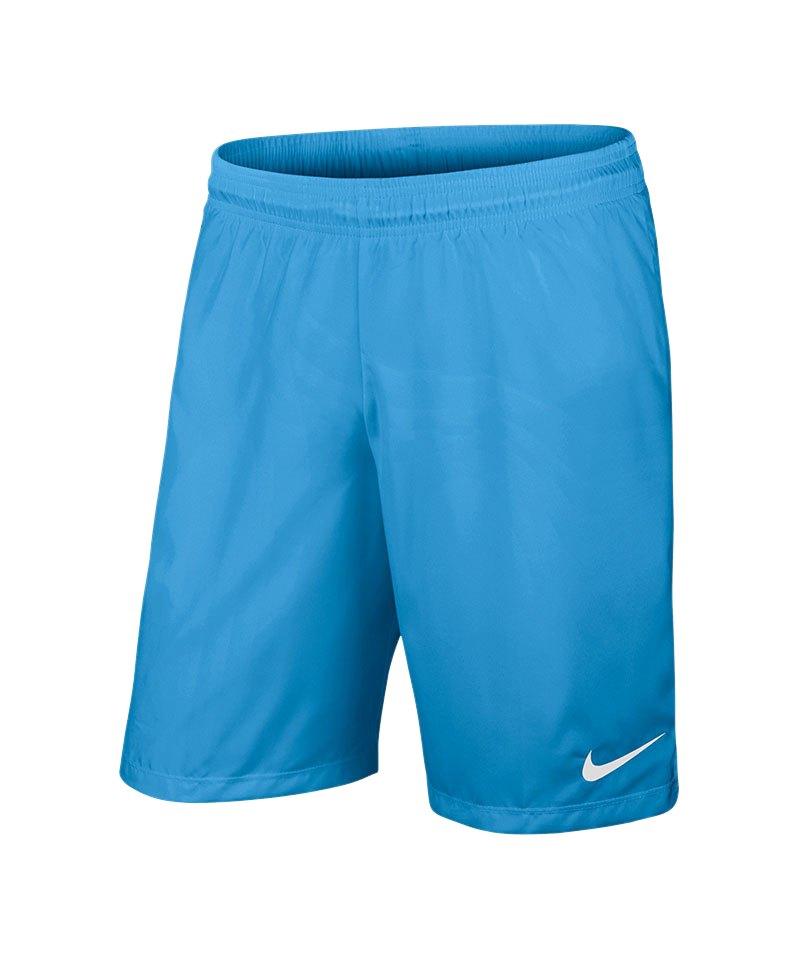 Nike Short ohne Innenslip Laser III Kinder F412 - blau