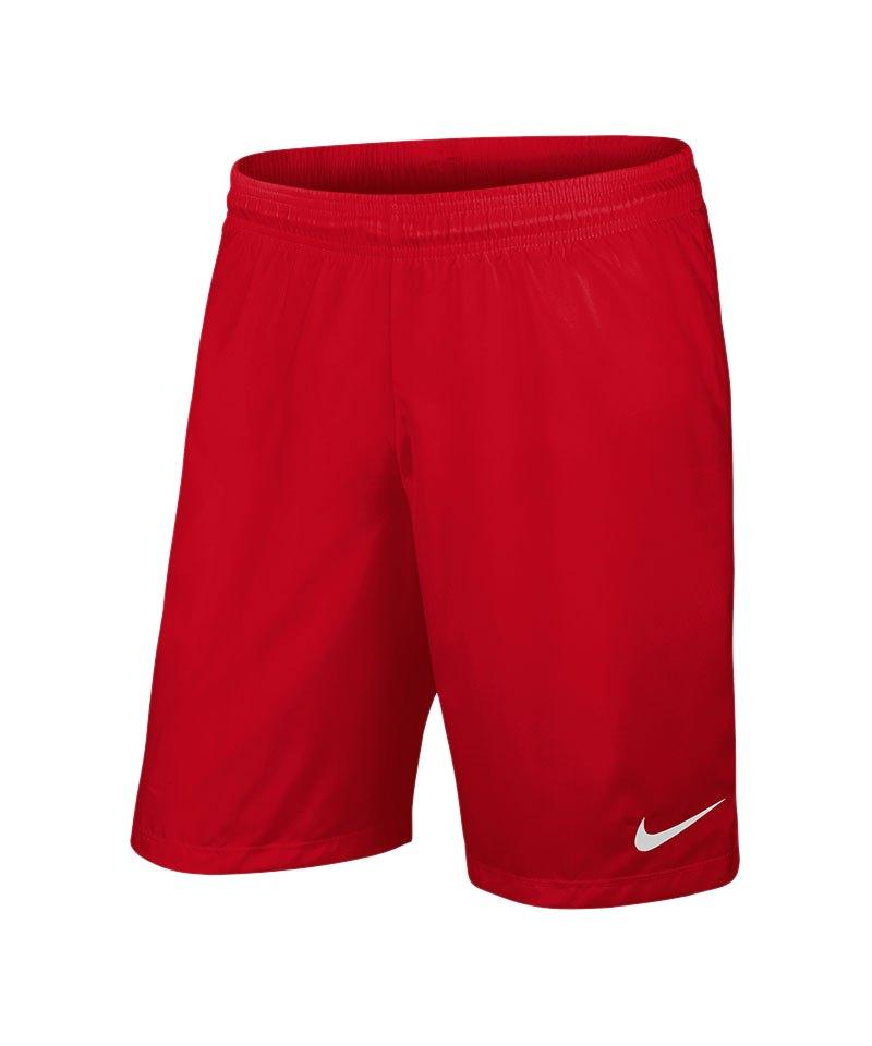 Nike Short ohne Innenslip Laser III Kinder F657 - rot