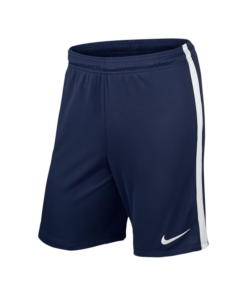 Nike Short ohne Innenslip League Knit Kinder F410 - blau