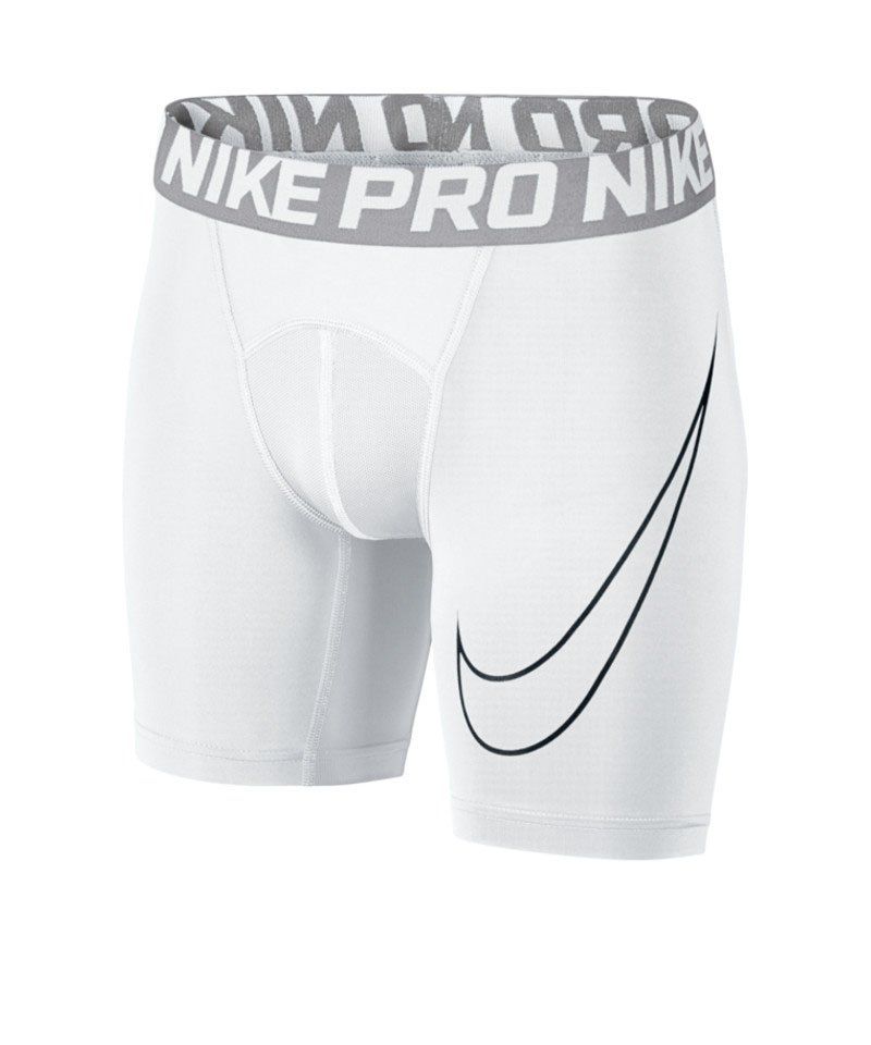 Nike Pro Short Cool Hybrid Compression Kinder F100 - weiss