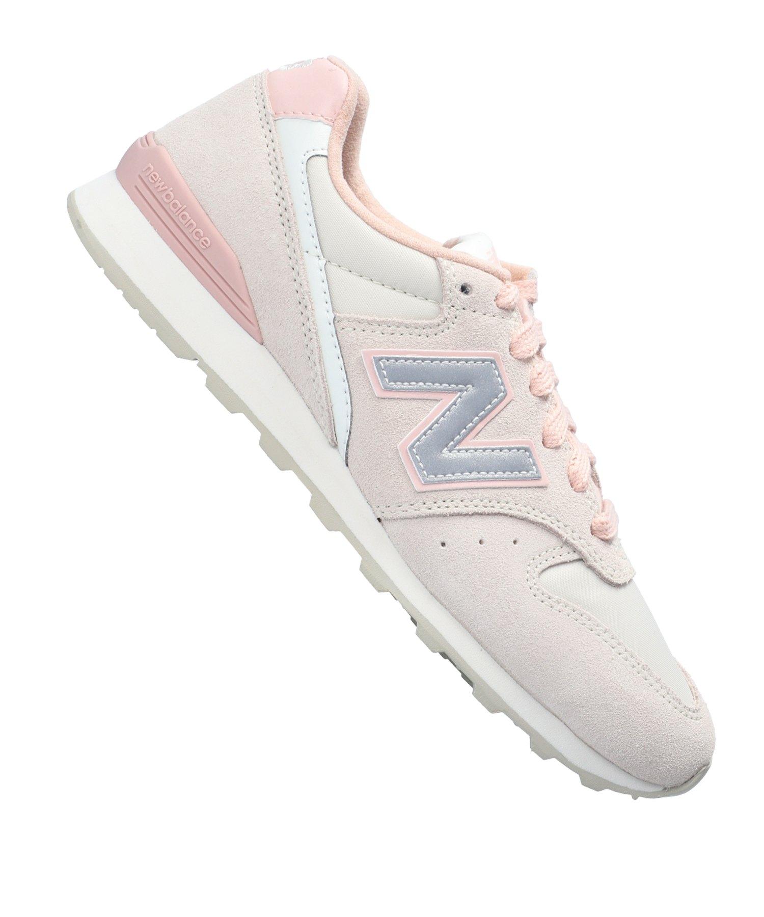 New Balance WL996 B Sneaker Damen Weiss F3 - Weiss
