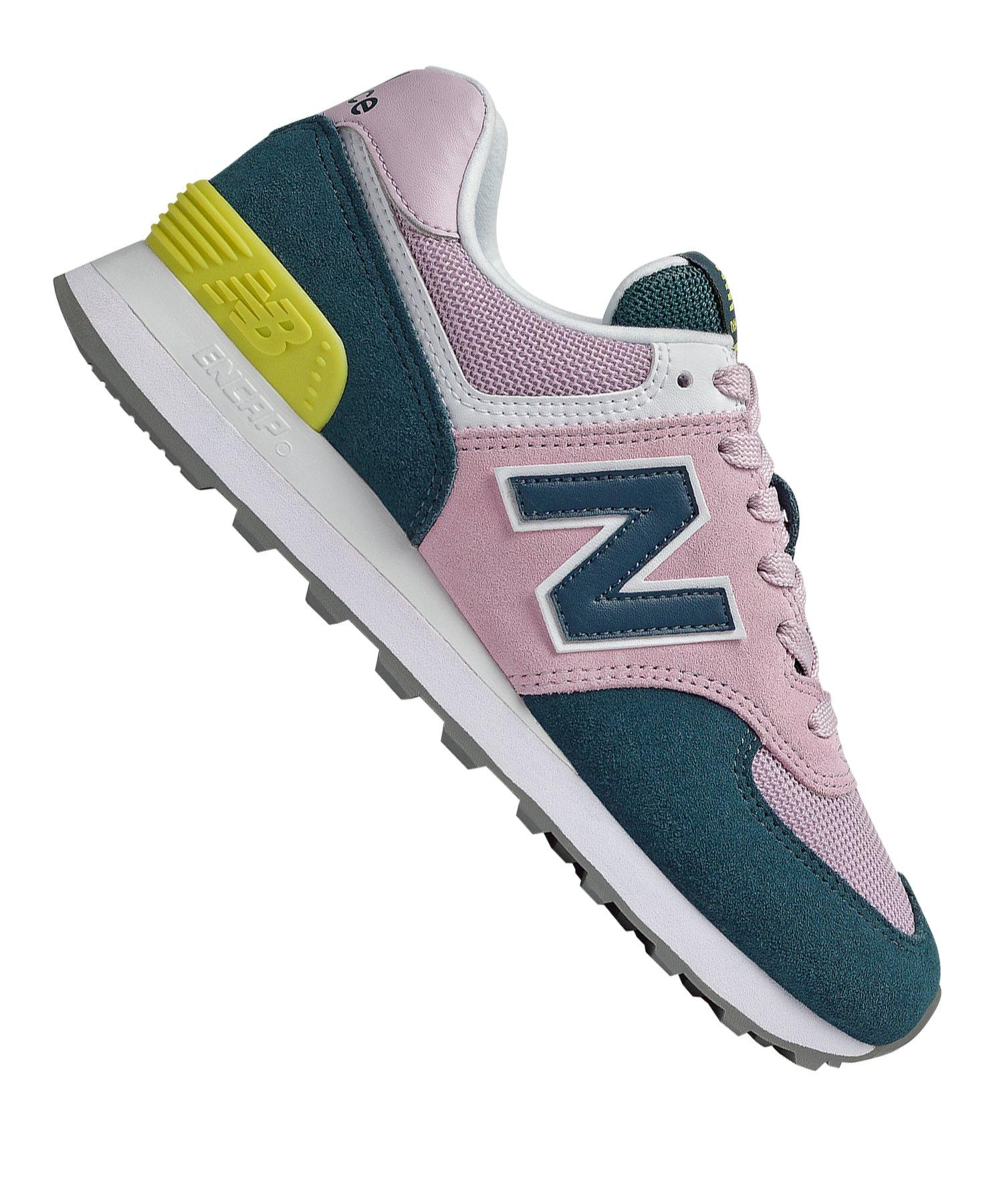 New Balance WL574 B Sneaker Damen Pink F13 - pink
