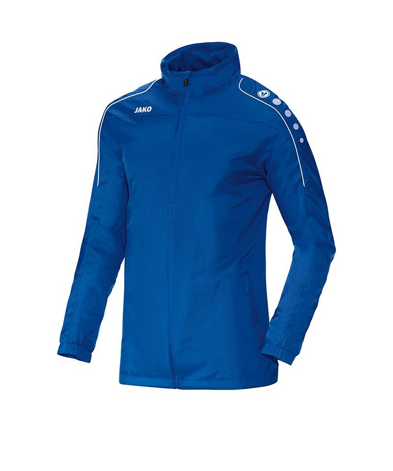 Jako Allwetterjacke Team Blau F04 - blau