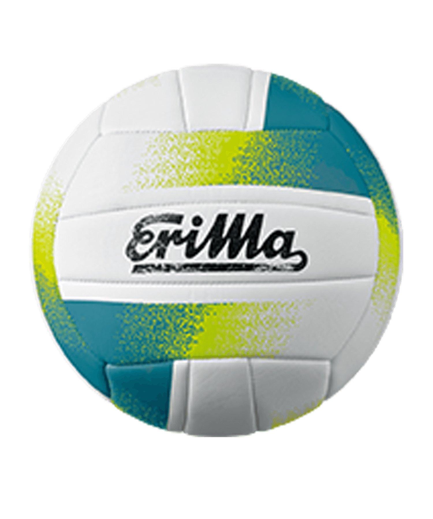 Erima Allround Volleyball Weiss Blau - weiss