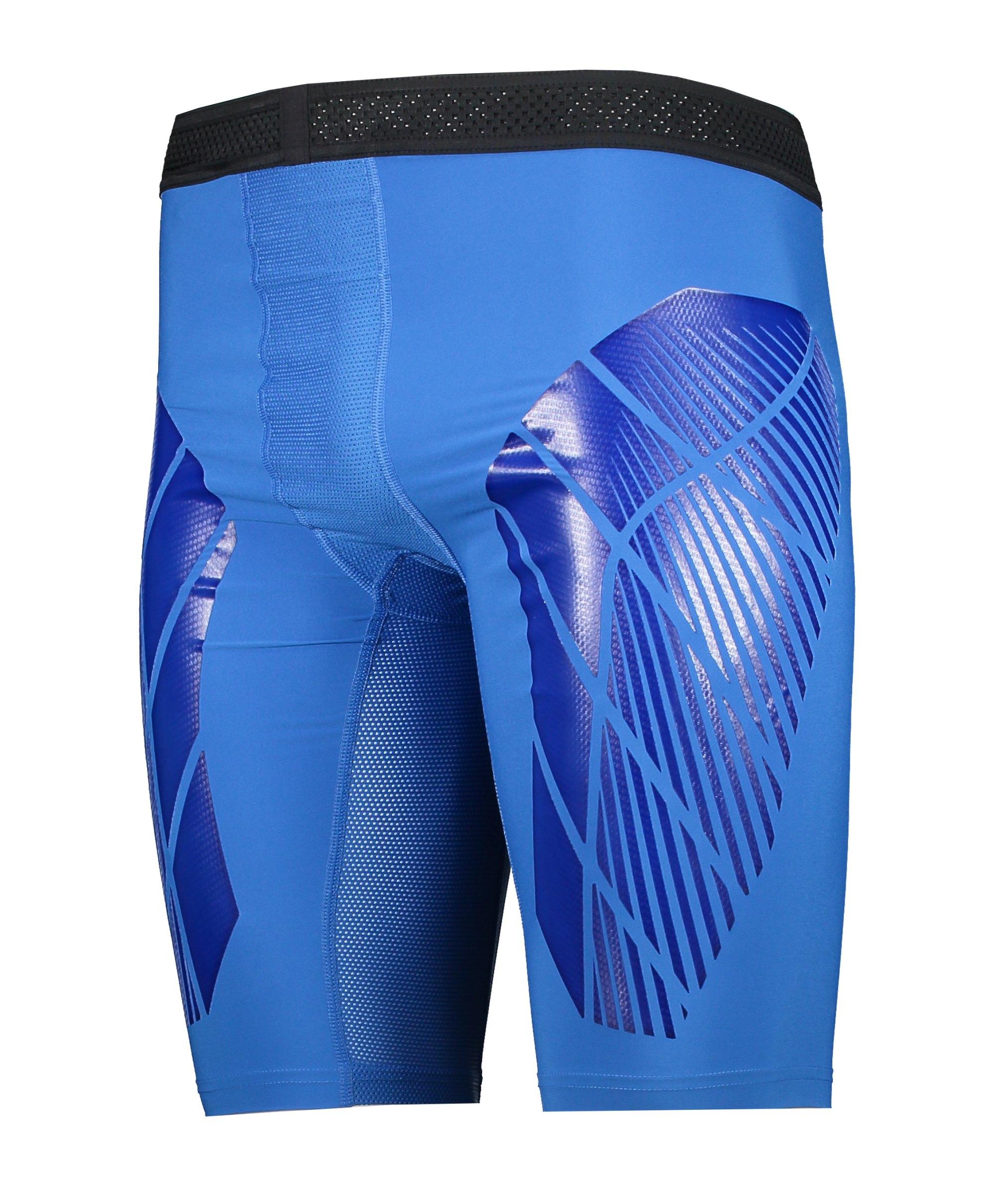 Nike GFA NP 2.0 Short Blau F463 - blau