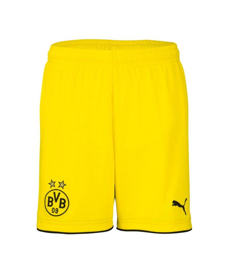 PUMA Short 17/18 BVB Dortmund Gelb F01 - gelb