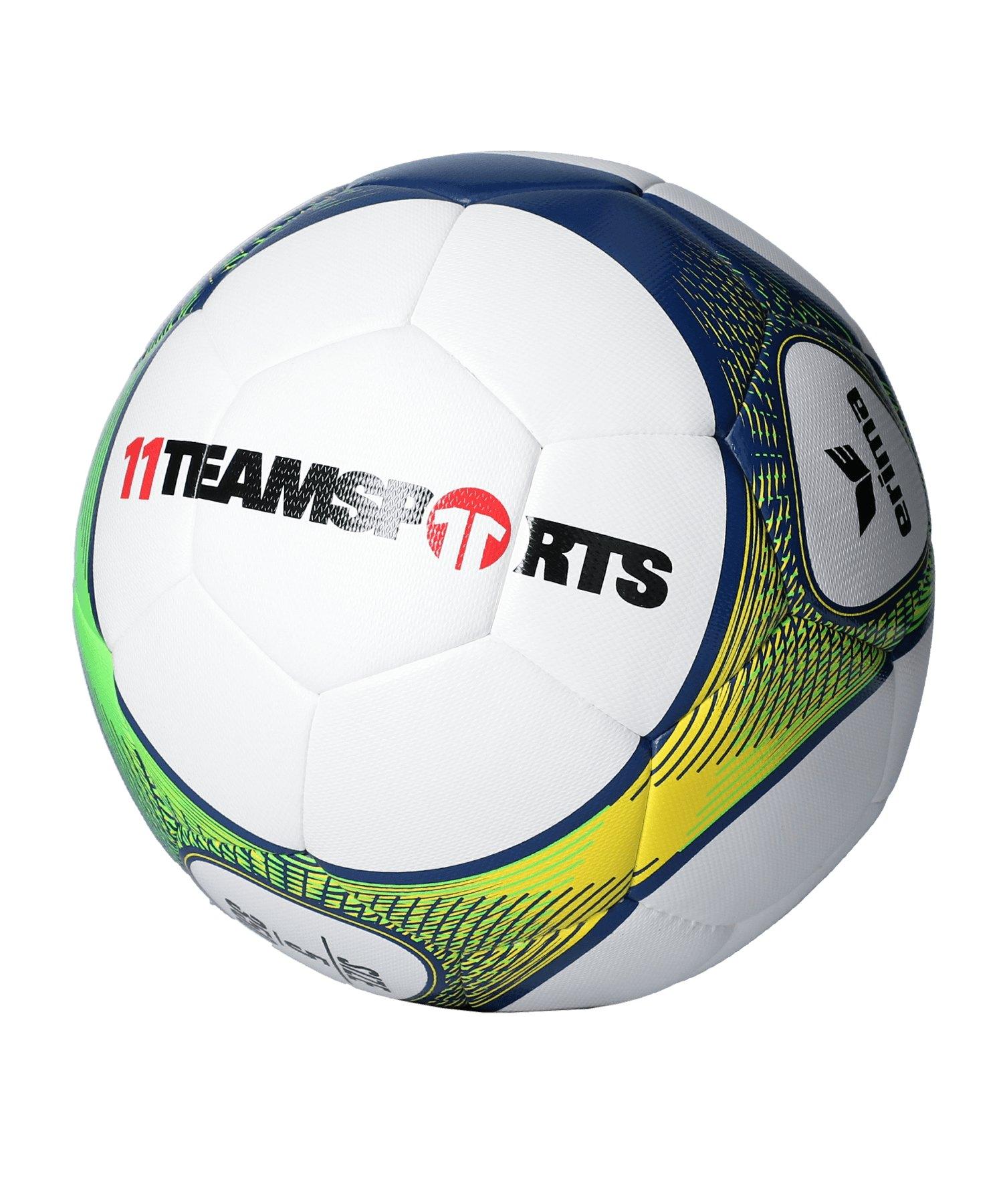 Erima Hybrid Lite 350 Trainingsball Grün Gelb - gruen