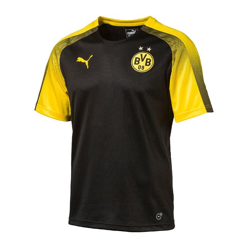 PUMA Stadium Trainingsshirt BVB Dortmund F01 - gelb