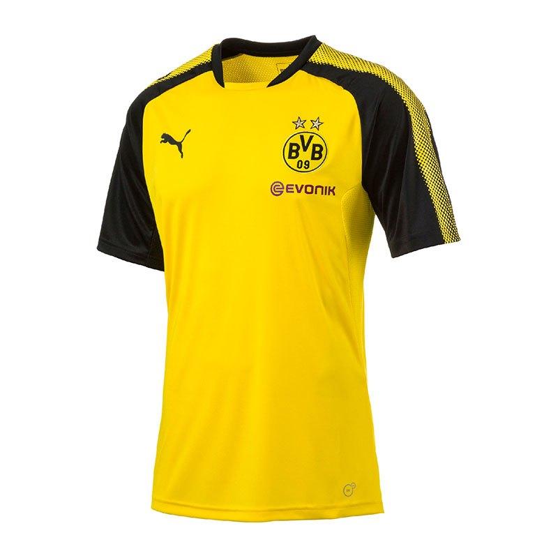 PUMA Trainingsshirt BVB Dortmund Kinder Gelb F01 - gelb