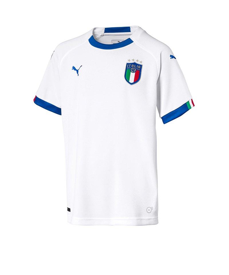 PUMA Italien Away Trikot 2018 Kids Weiss F02 - weiss