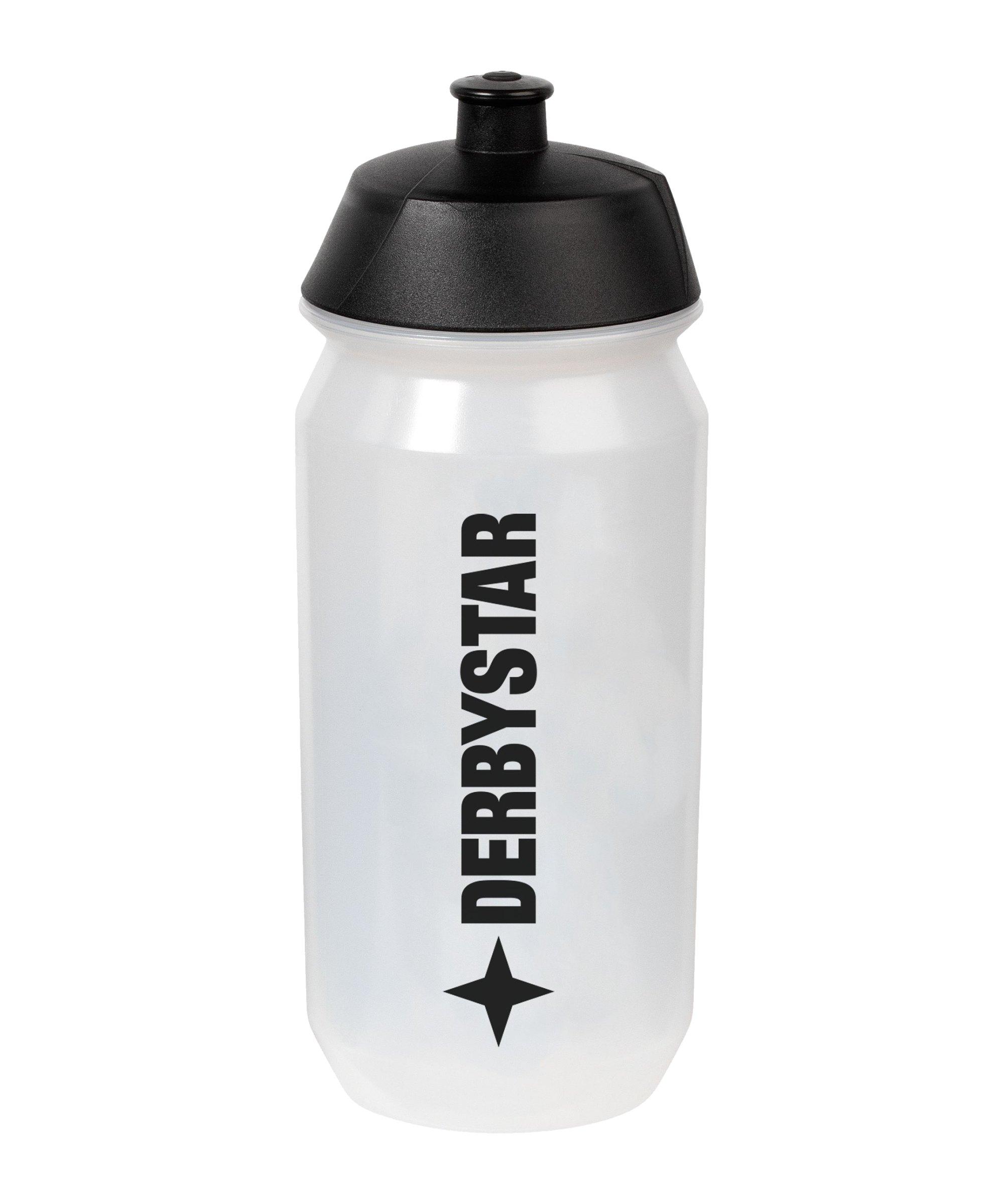 Derbystar Trinkflasche 0,5 l Weiss F000 - weiss