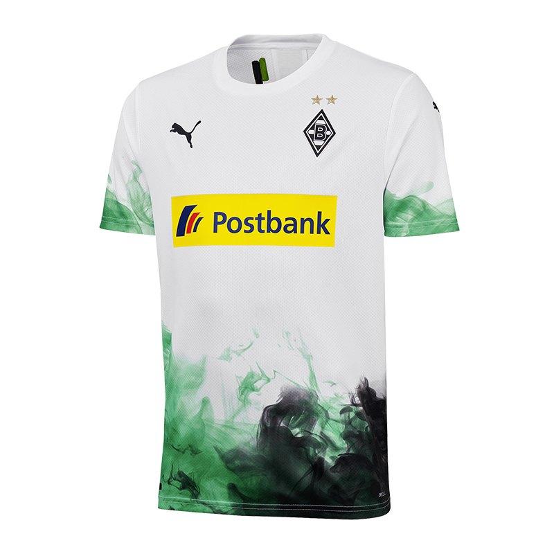 PUMA Borussia Mönchengladbach Trikot 3rd 2019/2020 F02 - Gruen