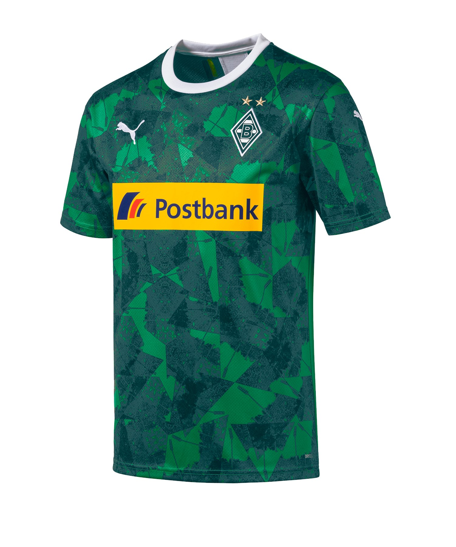 PUMA Borussia Mönchengladbach Trikot 3rd 2019/2020 F02 - Grün