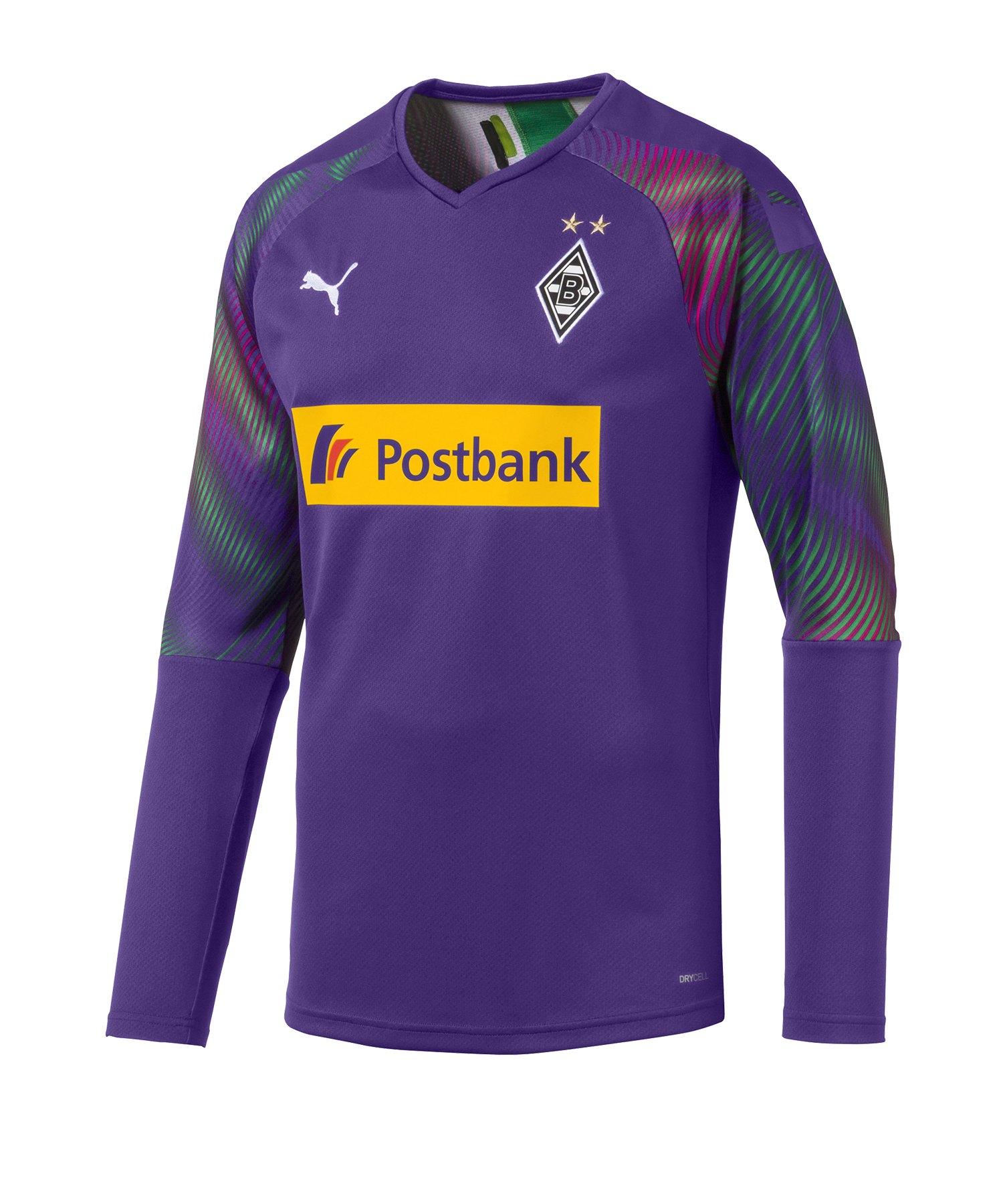 PUMA Borussia Mönchengladbach TW-Trikot 19/20 F06 - Lila