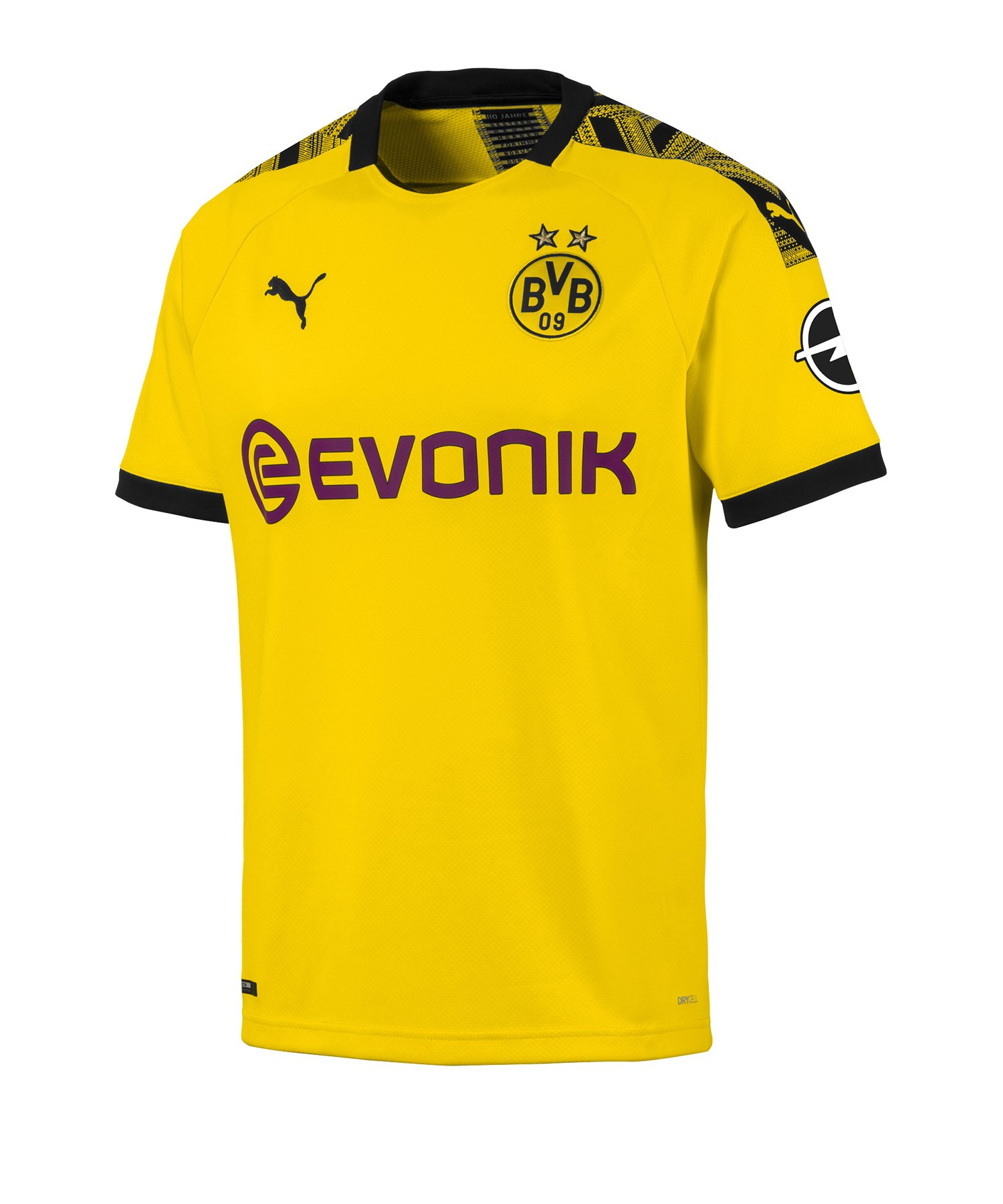 PUMA BVB Dortmund Trikot Home 2019/2020 Gelb F01 - Gelb