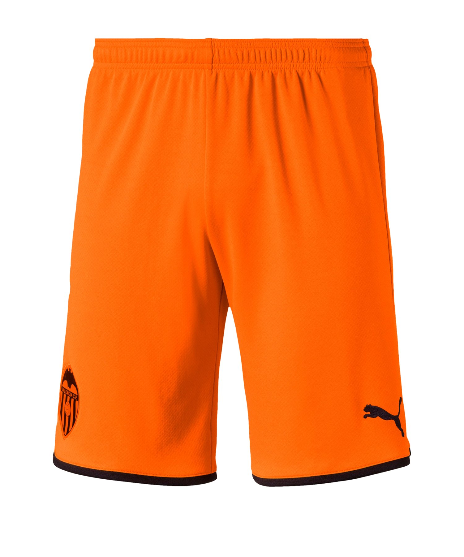 PUMA FC Valencia Short Away 2019/2020 Orange F04 - Orange