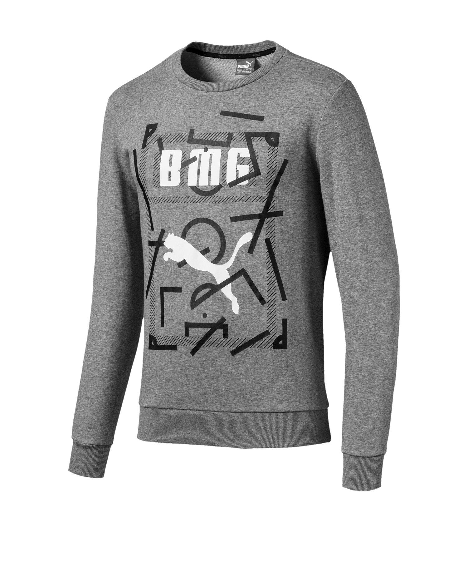 PUMA Borussia Mönchengladbach DNA Sweater F15 - Grau