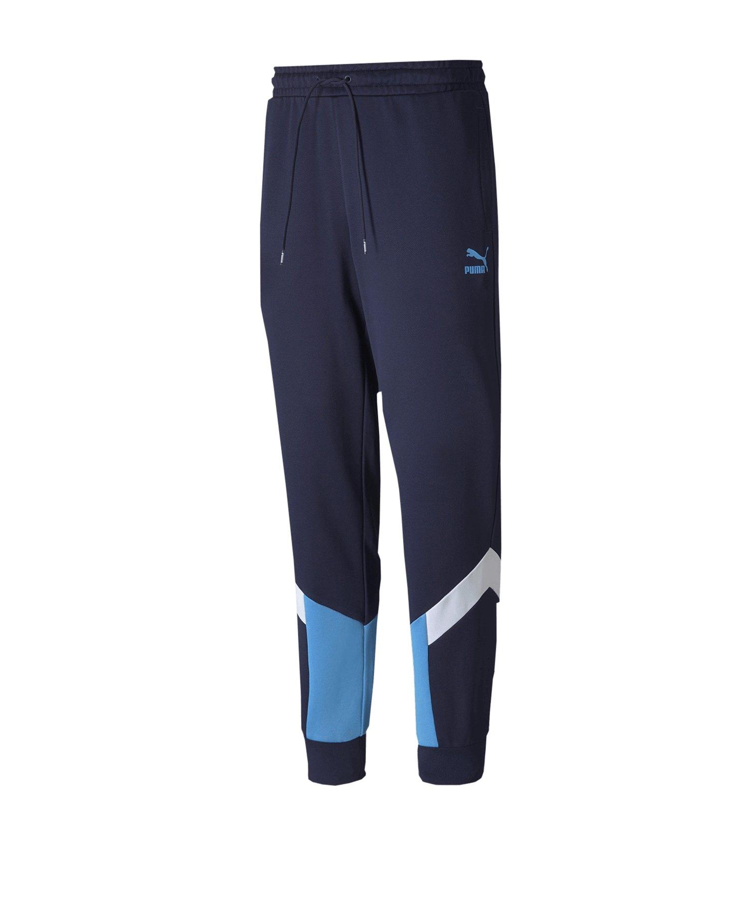 Puma Manchester City Jogginghose Blau F25 - blau