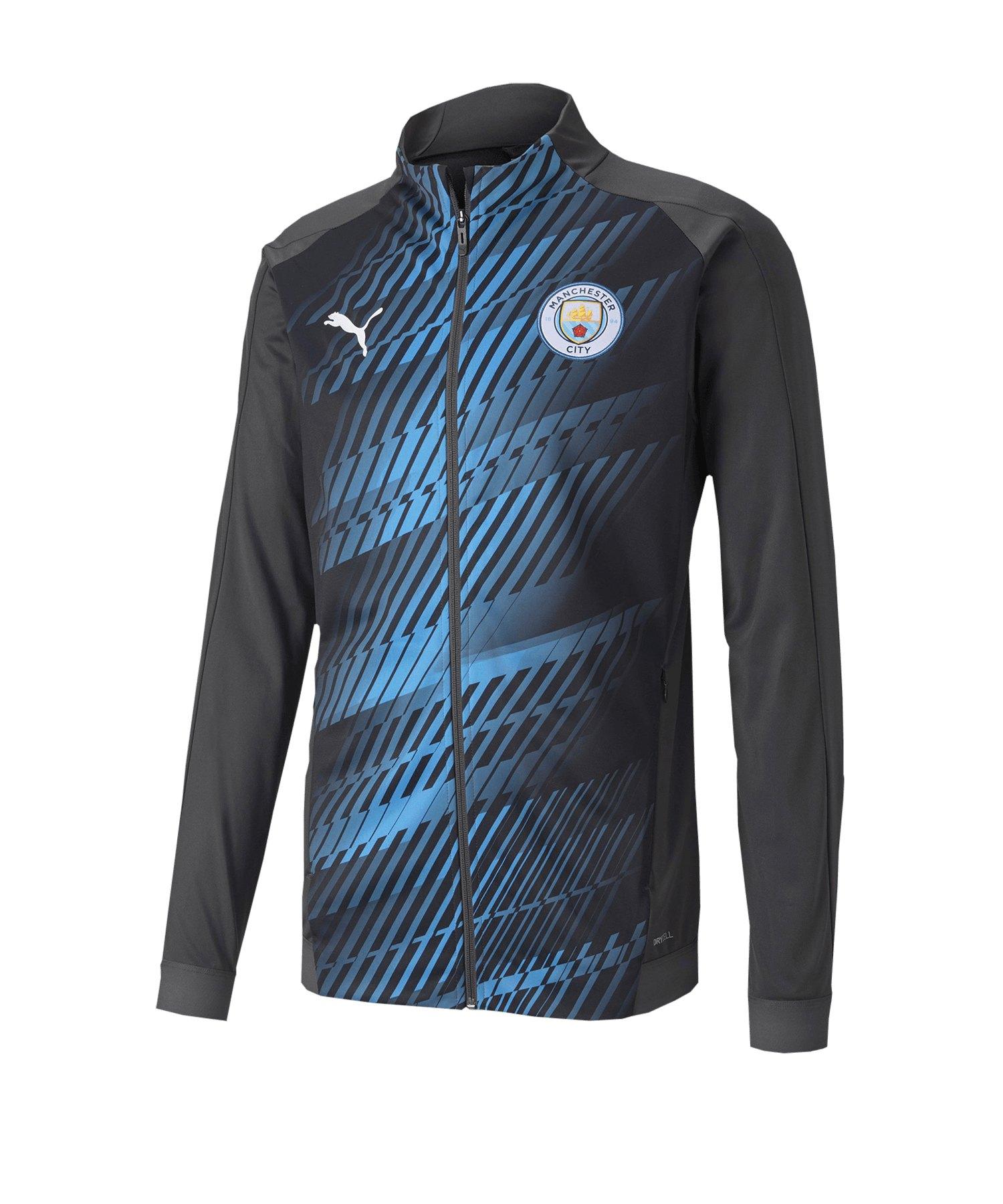 Puma Manchester City Prematch League Jacke F25 - grau