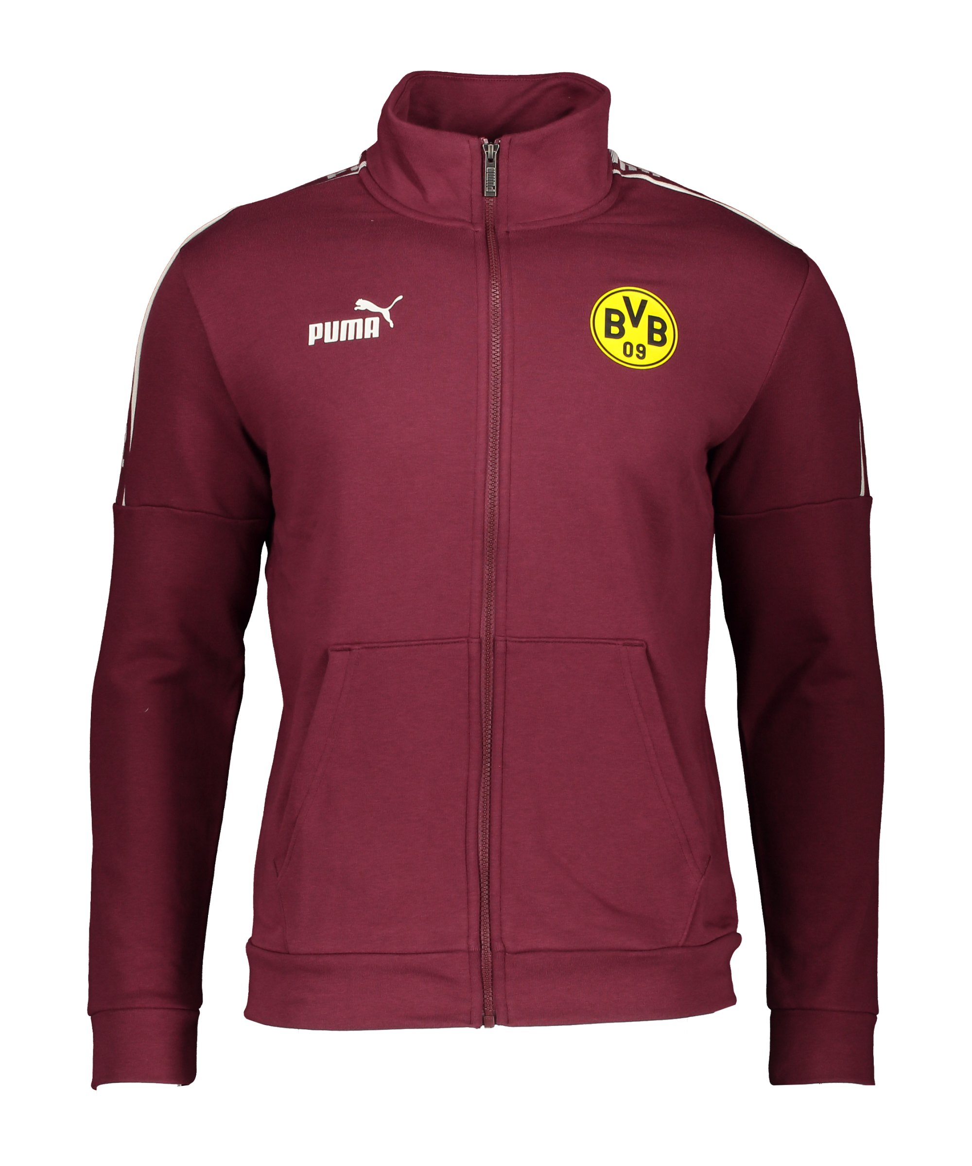 PUMA BVB Dortmund ftblCulture Track Jacke F08 - rot