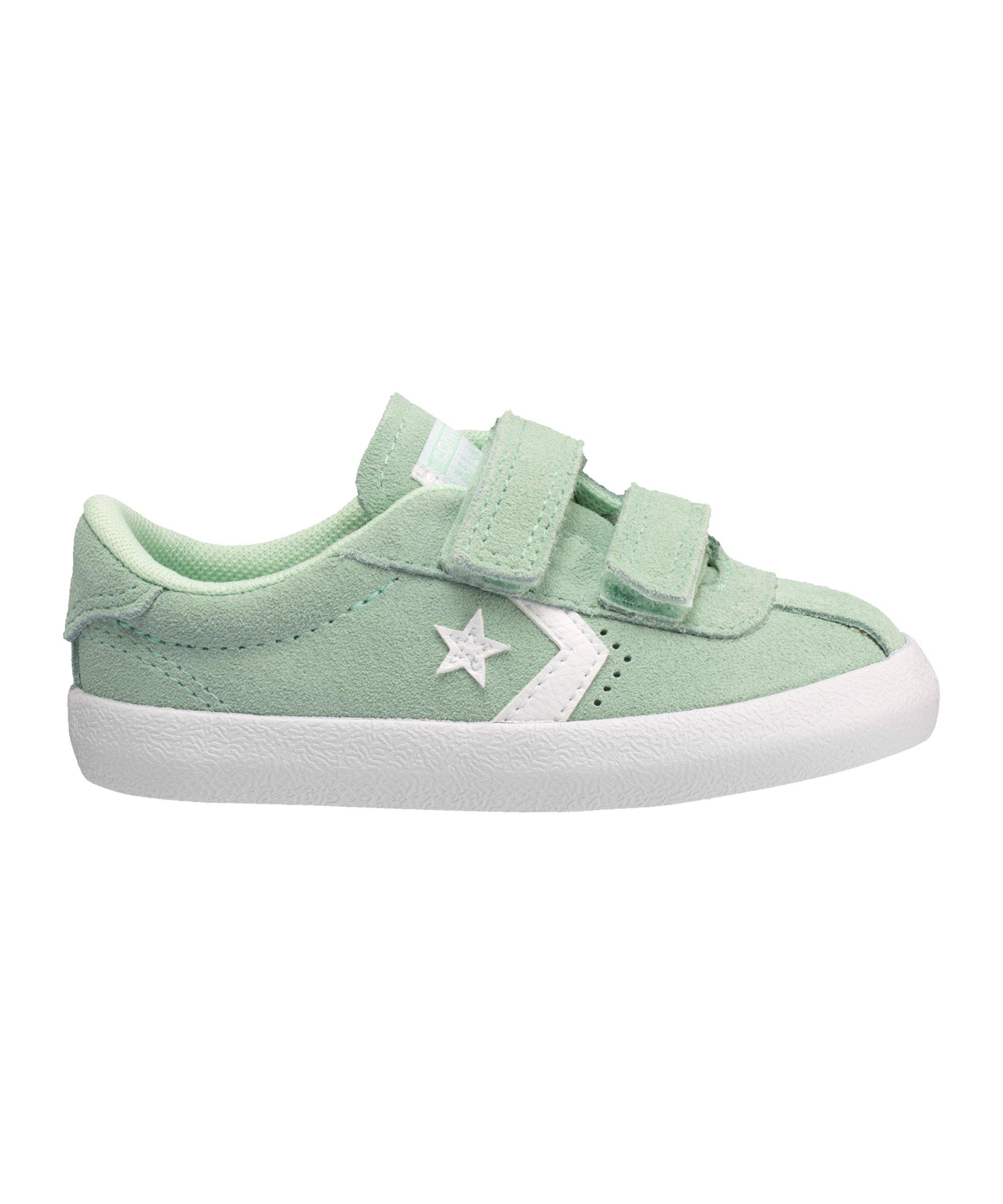 Converse Breakpoint 2V OX Sneaker Kids Grün - Gruen