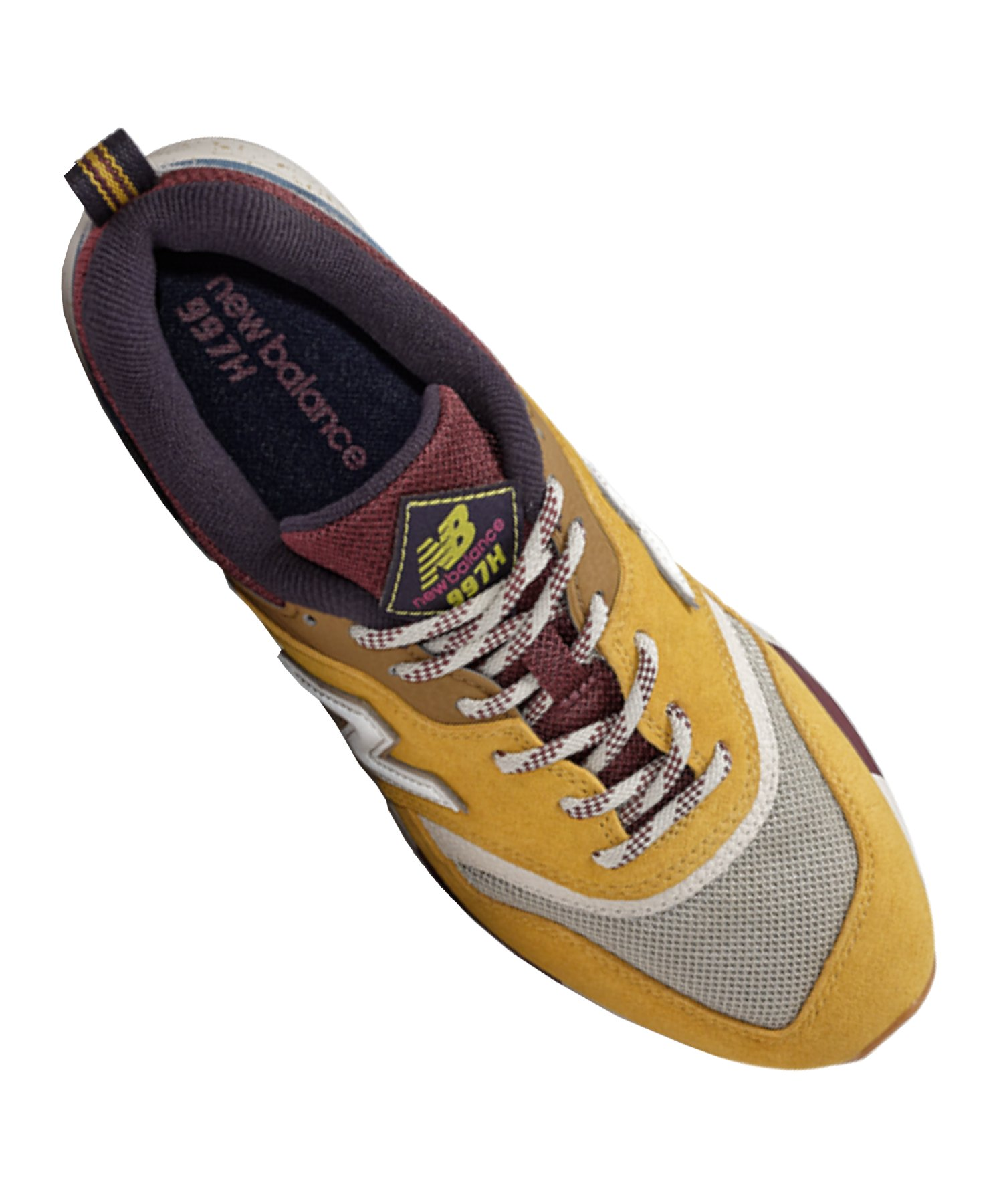 New Balance CW997 B Sneaker Damen Gelb F07