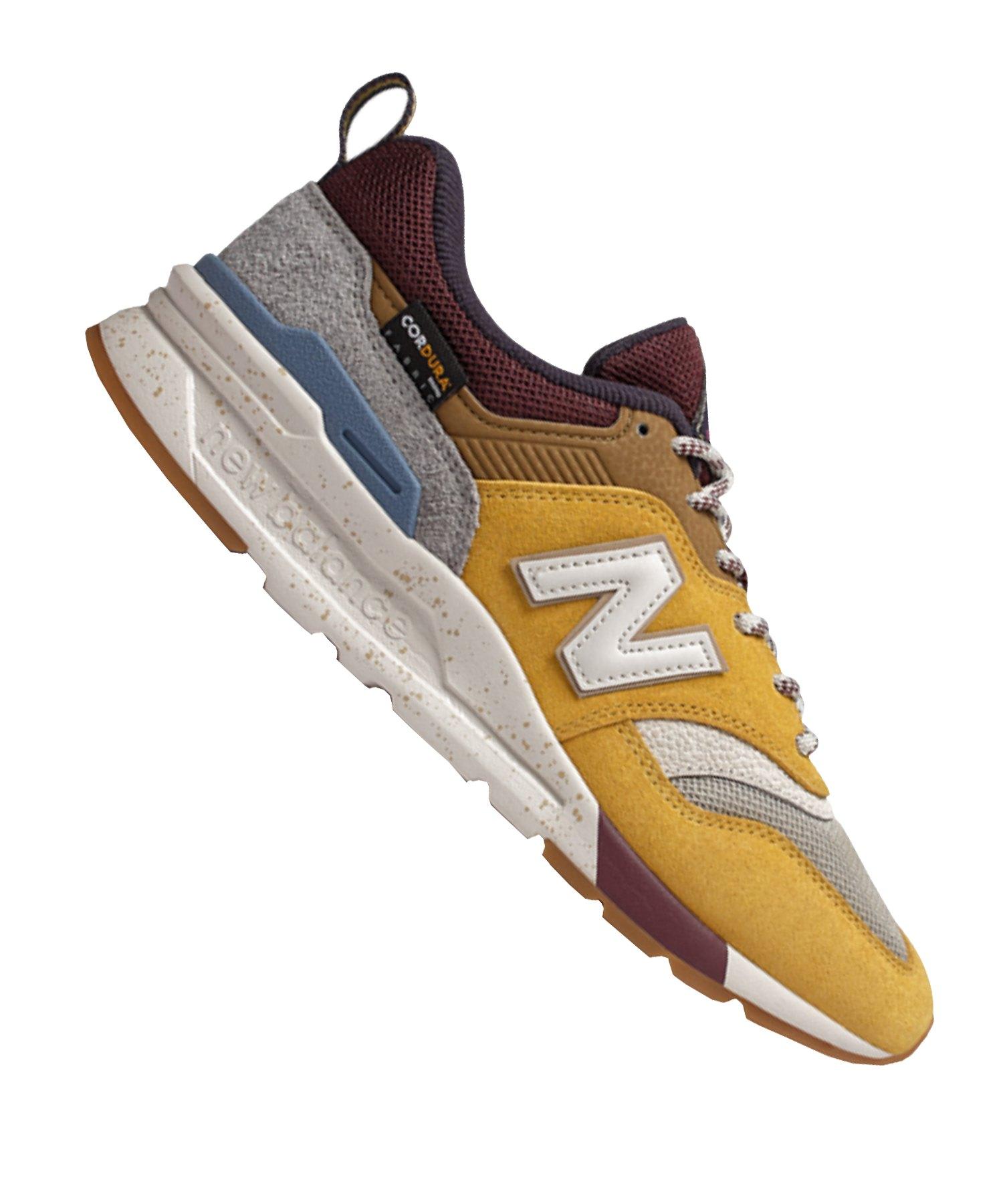 New Balance CW997 B Sneaker Damen Gelb F07 - gelb