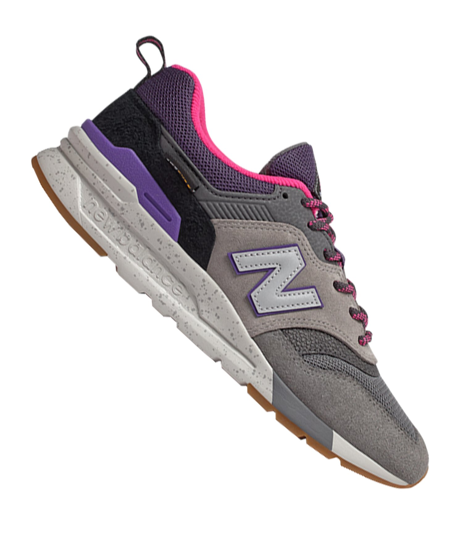 New Balance CW997 B Sneaker Damen Grau F12 - grau