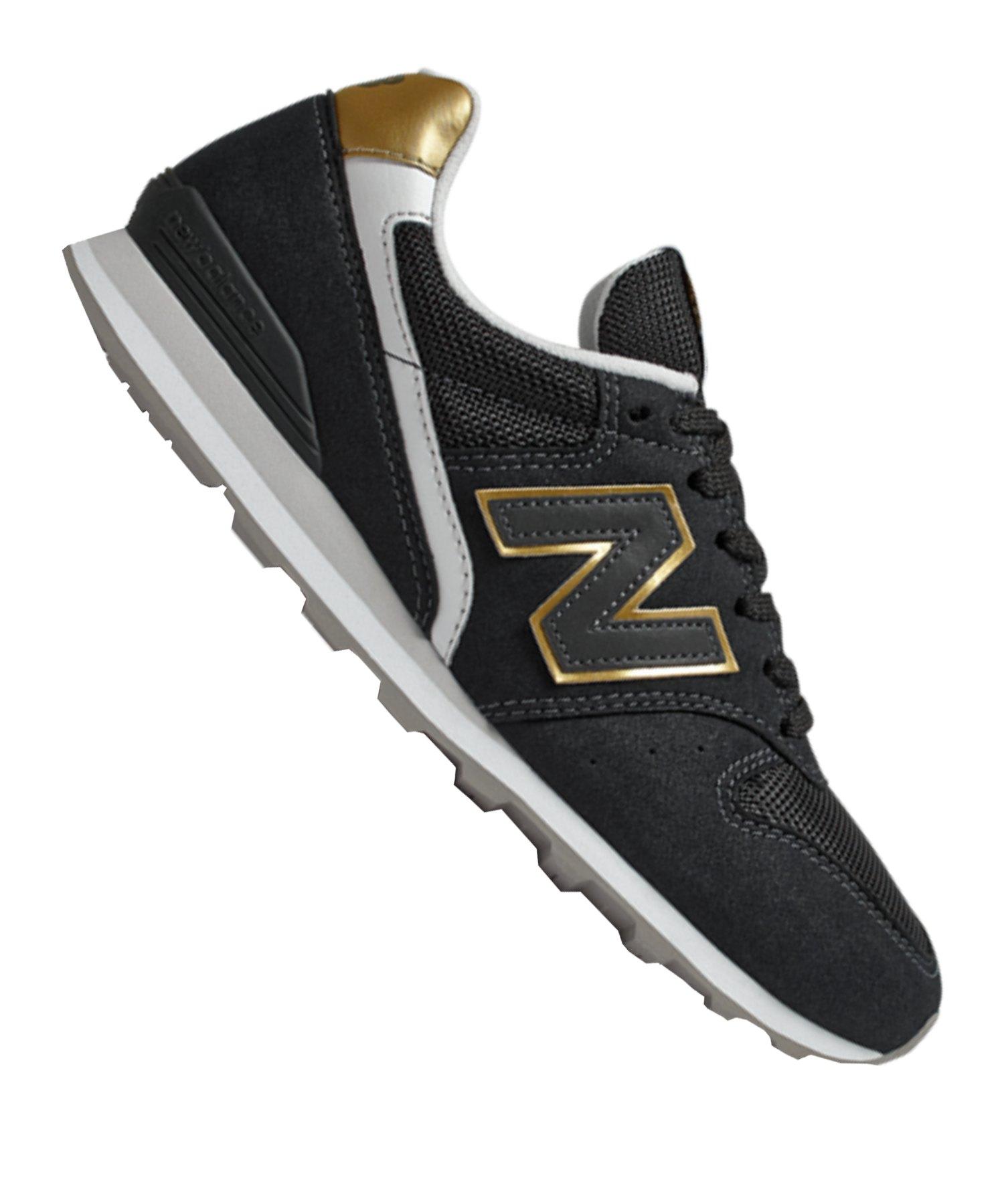 New Balance WL996 B Sneaker Damen Schwarz F8 - schwarz