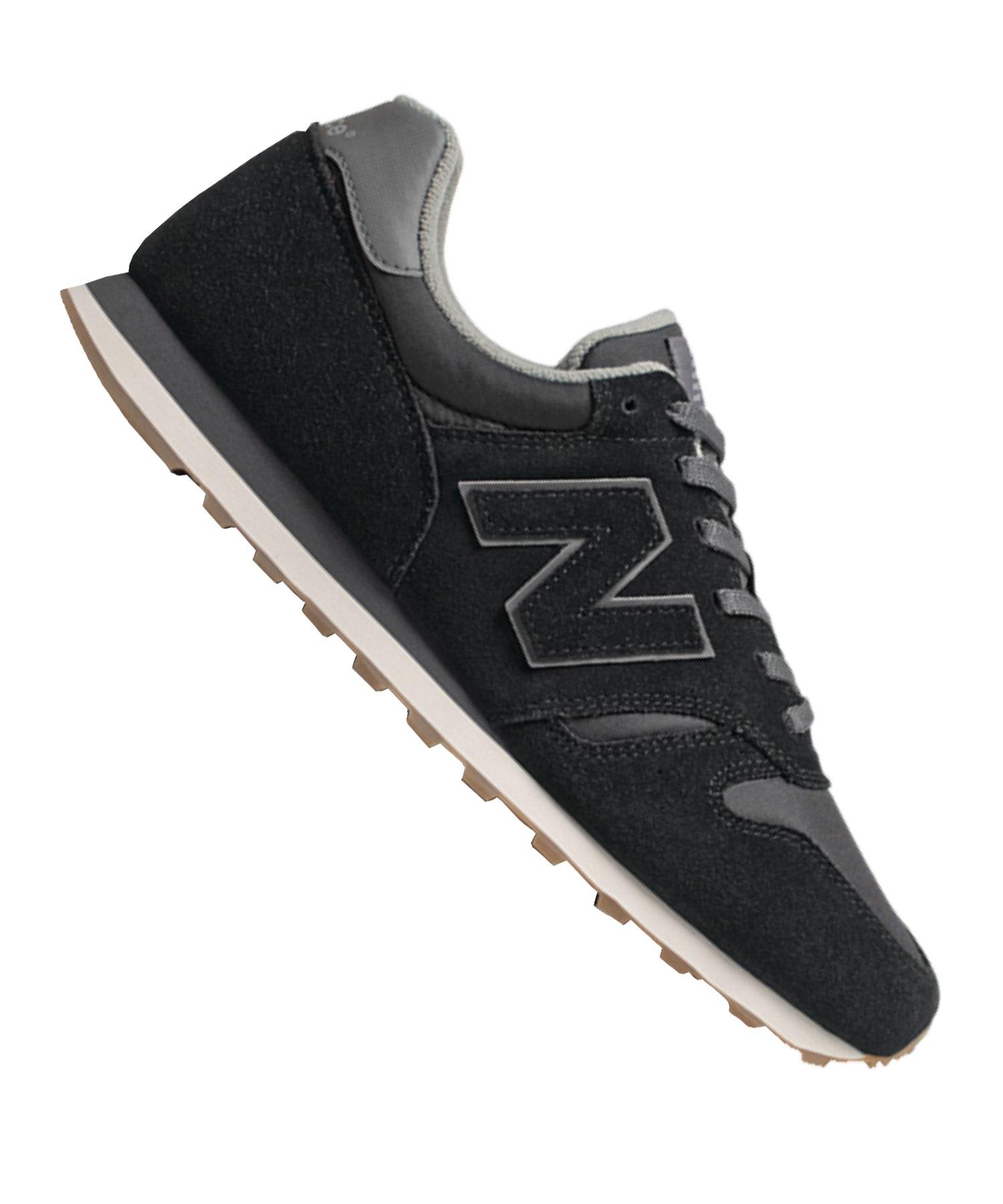 New Balance ML373 D Sneaker Schwarz F8 - schwarz