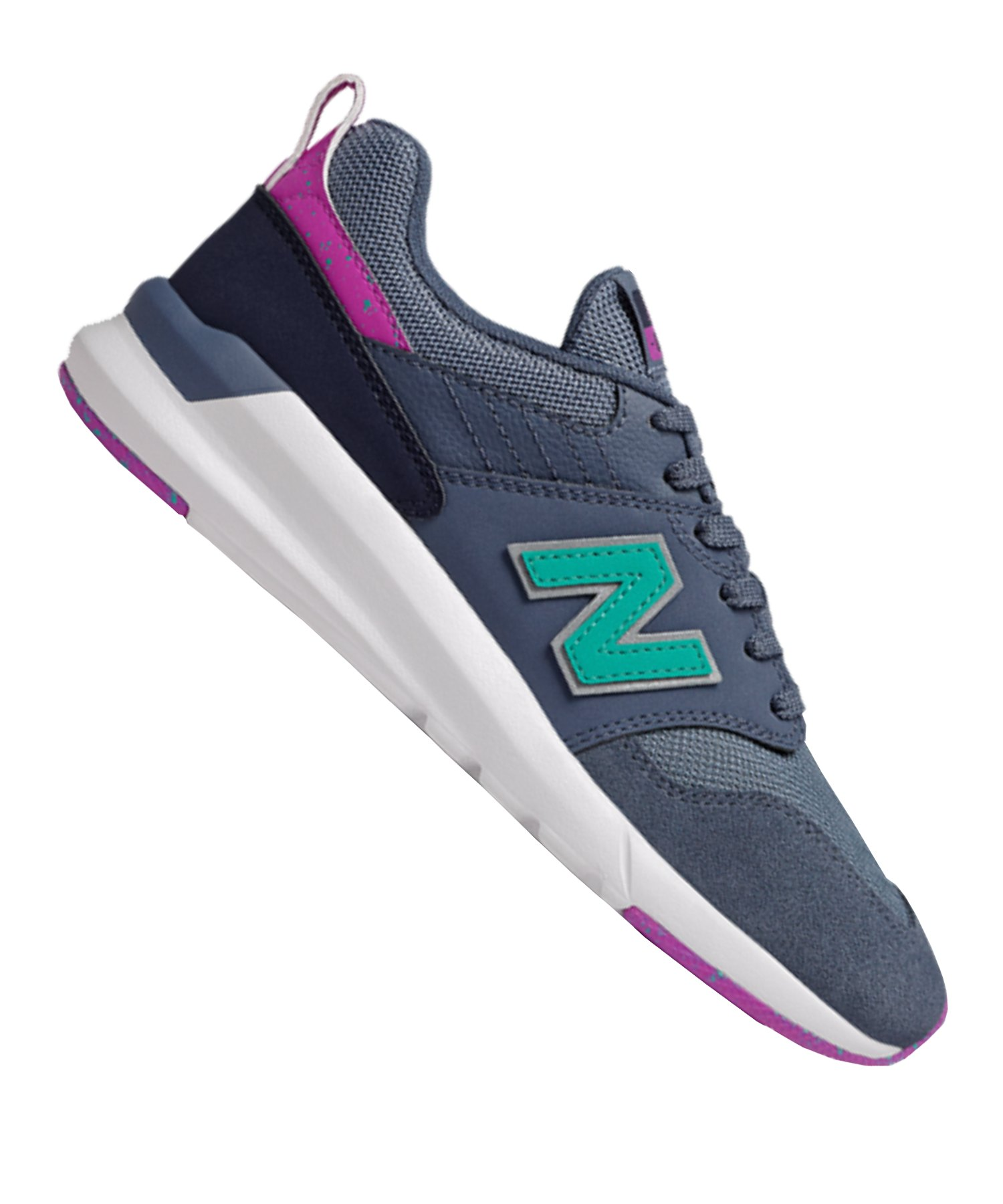New Balance WS009 B Sneaker Damen Blau F5 - blau