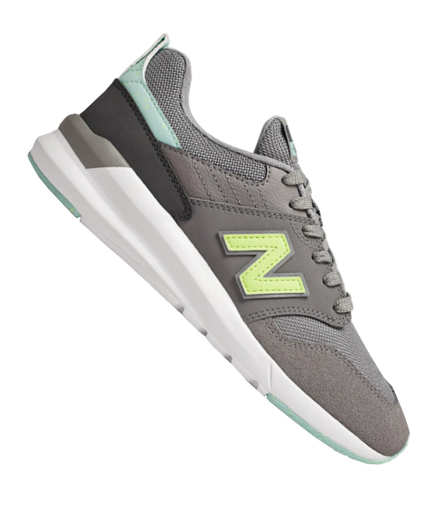 New Balance WS009 B Sneaker Damen Grau F12 - grau